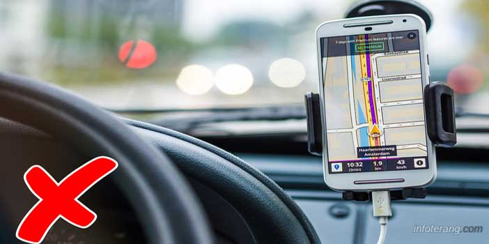 Aplikasi GPS Pelacak Lokasi