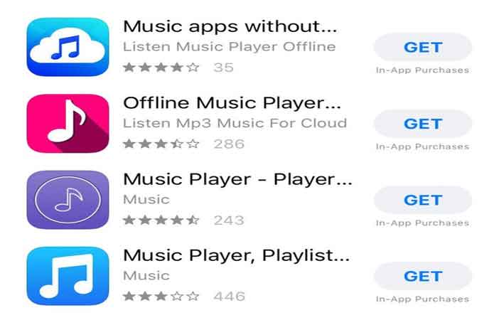 Pemutar Music Player