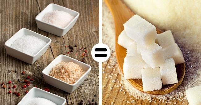 Gula bukan untuk rasa manis