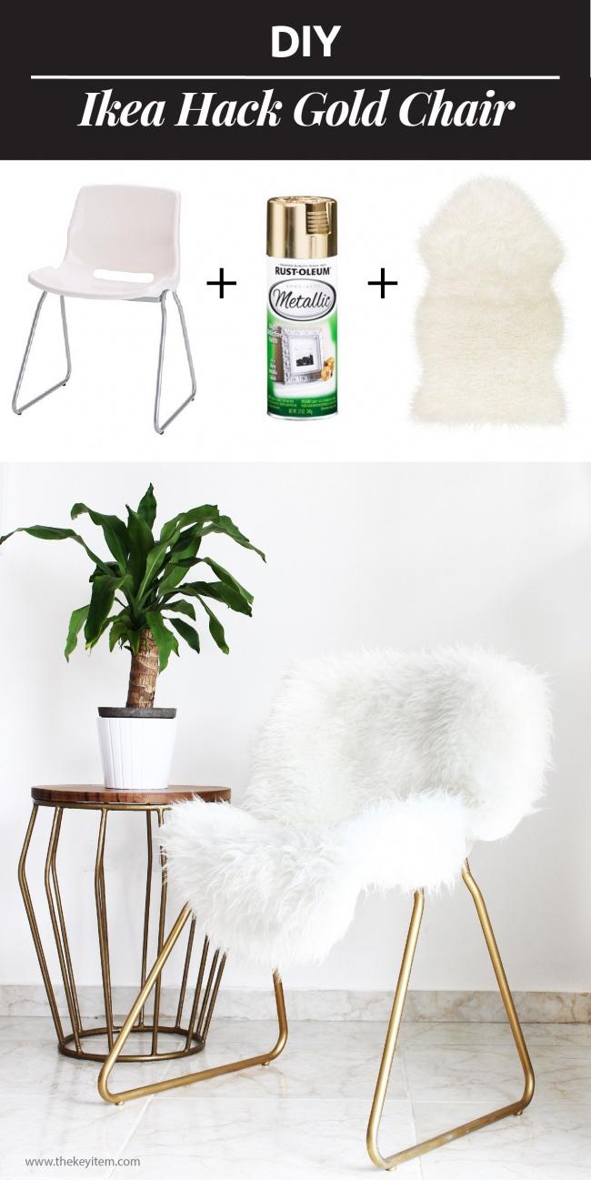 cara membuat kursi mewah menawan