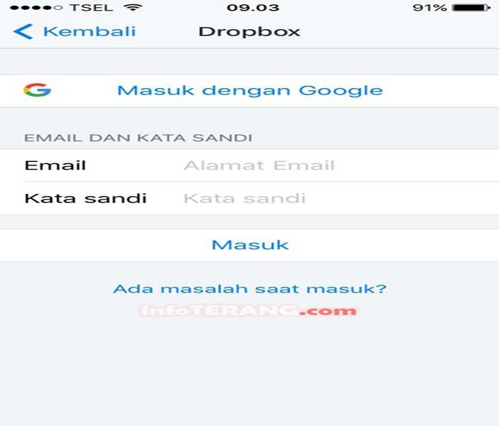 Download Aplikasi Penyimpanan Tambahan (Cloud Storage) untuk iPhone