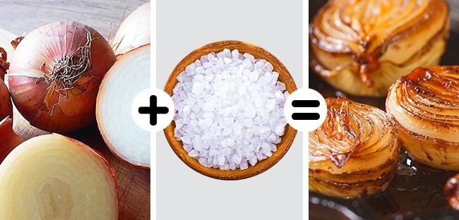Cara masak bawang dengan benar