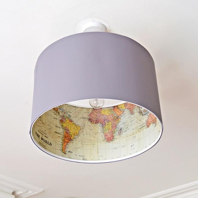 membuat penutup lampu imajinatif