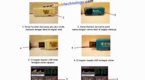 Perbedaan Flashdisk Toshiba Transmemory Hayabusa Original Vs KW Palsu