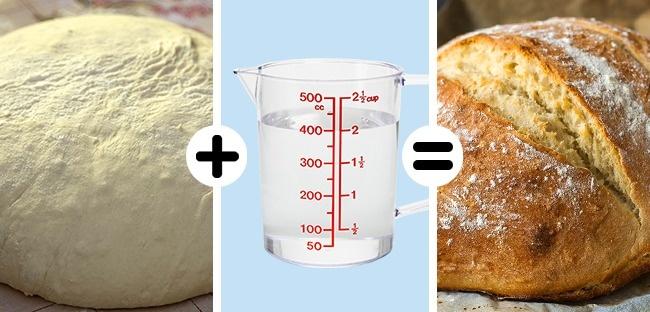 cara embuat roti renyah dan gurih