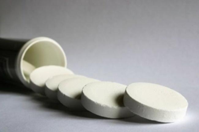 Aspirin & Vitamin