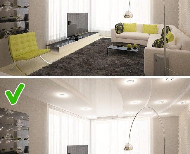 ide menjadikan ruangan lebih luas