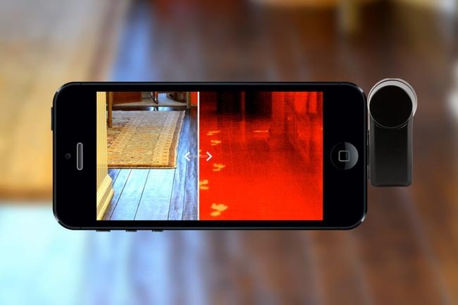 rubah handphone menjadi kamera thermal