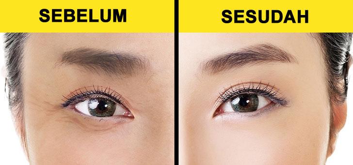 trik membuat mata lebih terlihat muda
