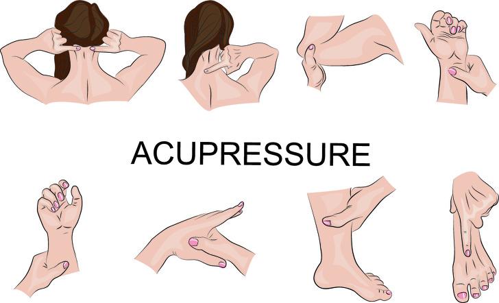 Mengobati Migrain dengan Acupressure