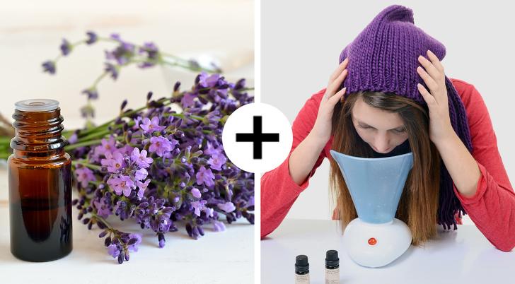 Minyak Lavender Dapat Mengobati Migrain