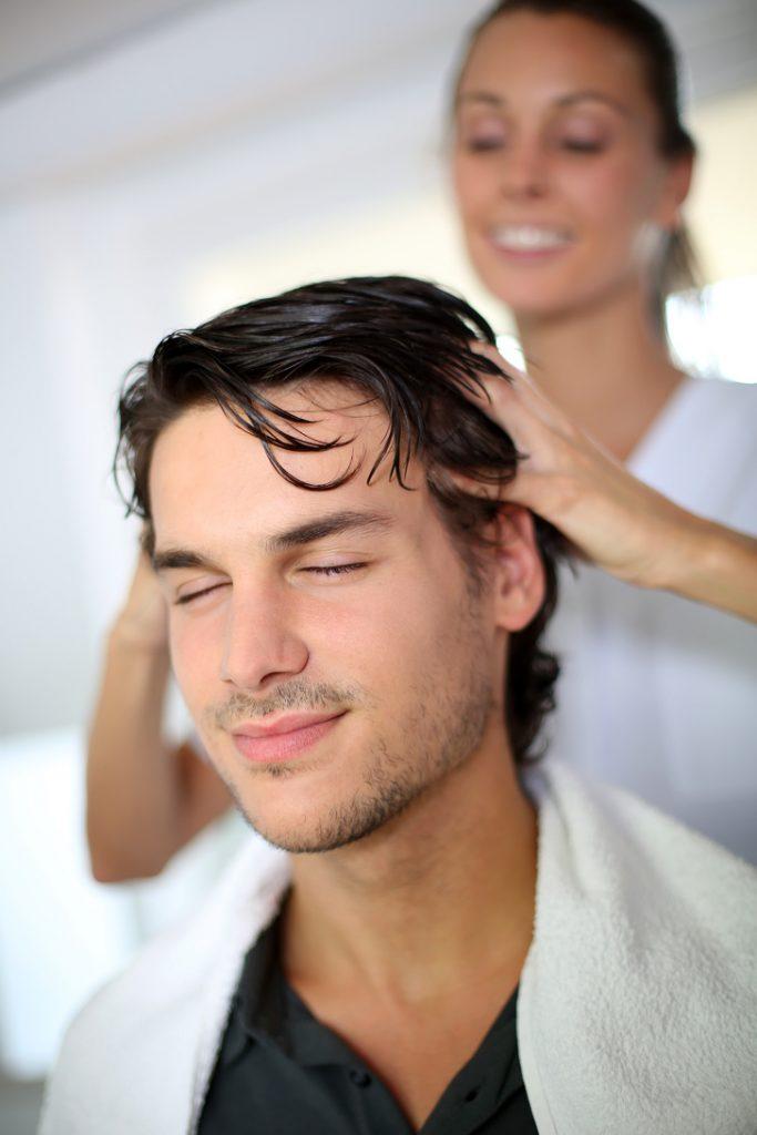 terapi pijat kepala dapat Mengobati Migrain