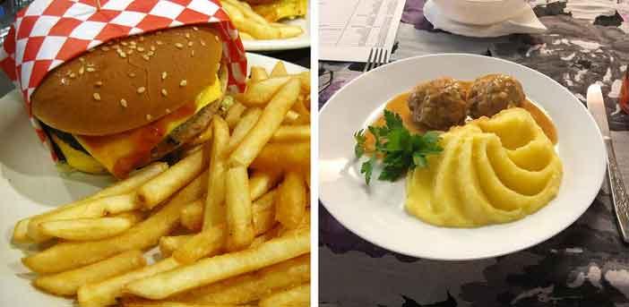 Makanan Cepat Saji, Junk Food