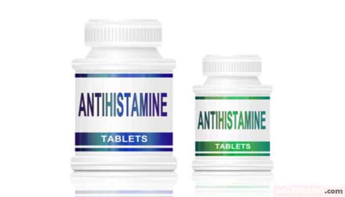 Selalu bawa Antihistamin kapanpun dan dimanapun