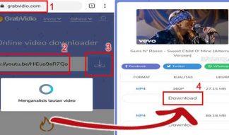 Cara Download dan Convert Video Youtube