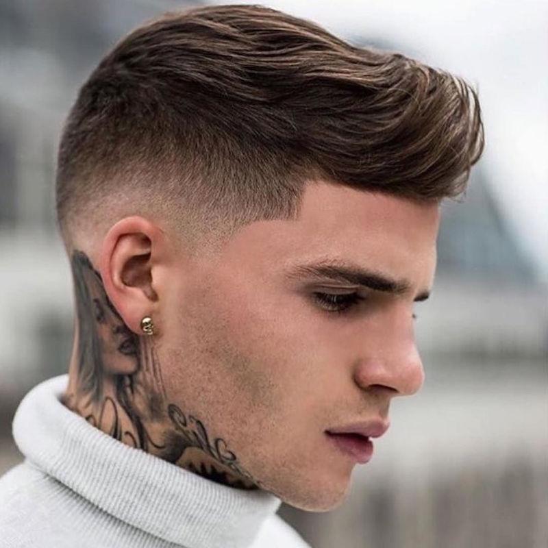 Model Quiff - Rekomendasi Gaya Rambut Kekinian Bagi Pria