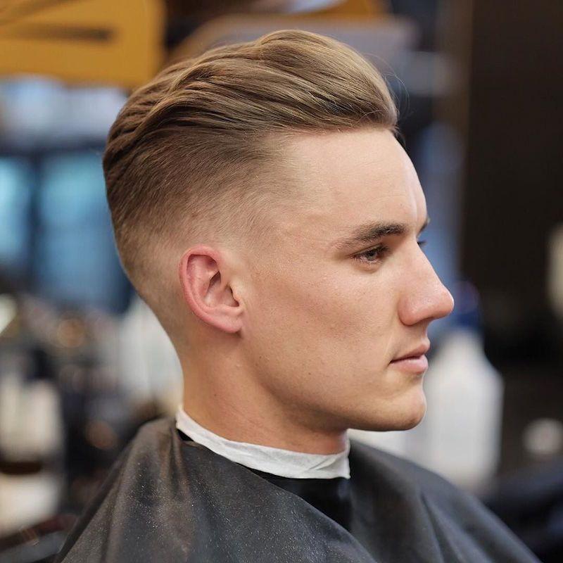 Model Undercut - Rekomendasi Gaya Rambut Kekinian Bagi Pria 4