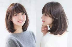 Model Rambut Pendek Wanita - Layer hair cut