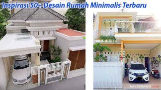 Inspirasi Model Desain Rumah Minimalis Terbaru 2021